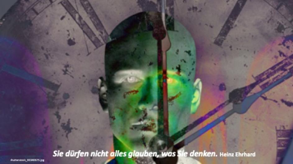 Sie dürfen nicht alles glauben, was Sie denken - Heinz Ehrhard